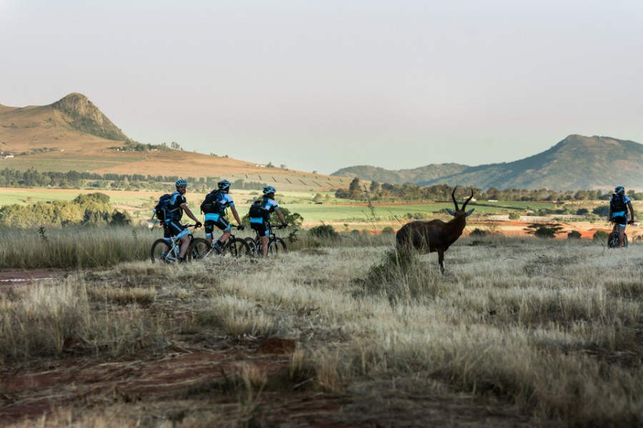 Team Peak Performance under Expedition Africa 2015