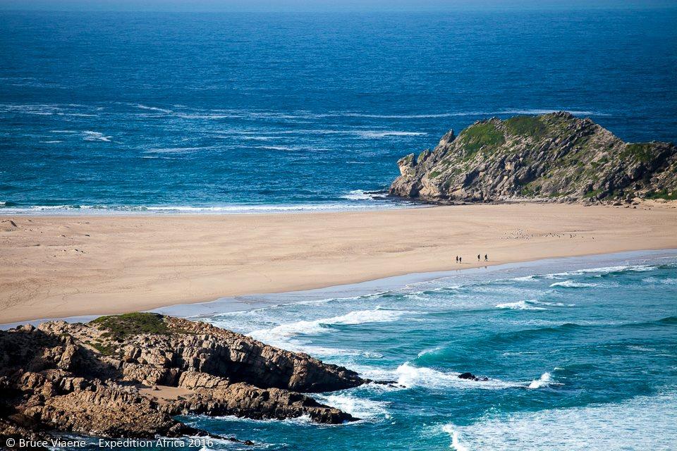 Rogaining på halvön (hajön?). Foto: Bruce Viaene